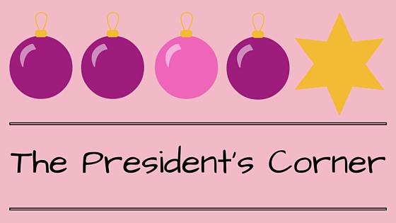 The President's Corner