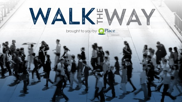 On the Radio–Today on Walk the Way
