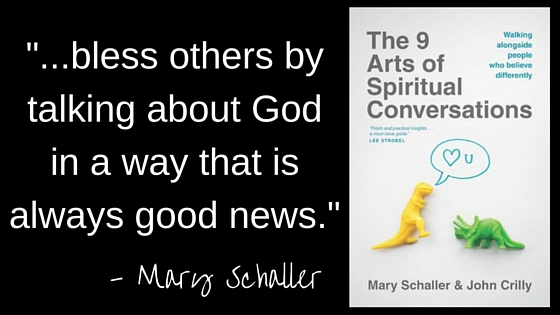 Announcing: The 9 Arts of Spiritual Conversations
