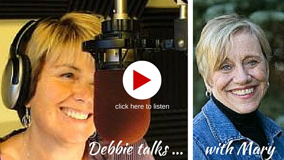 Debbie talks with Mary (1)